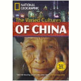 Footprint Reading Library - Level 8  3000 C1 - The Varied Cultures Of China - American English + Multirom - Rob Waring