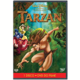 Tarzan (DVD) - Kevin Lima (Diretor), Chris Buck (Diretor)