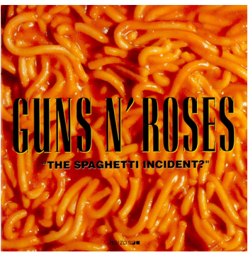 Guns N' Roses - The Spaghetti Incident? (CD)