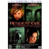 Resident Evil - O Hóspede Maldito - Edição de Luxo (DVD) - Joseph May, Milla Jovovich