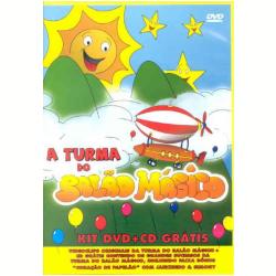 DVD - Kit - A Turma do Balão Mágico - 5099720191179