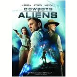 Cowboys & Aliens (DVD) - Sam Rockwell, Harrison Ford, Daniel Craig