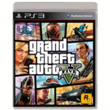 GTA - Grand Theft Auto V (PS3) -