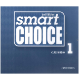 Smart Choice 1 Class (3 Cds) - Second Edition (CD) - Wilson