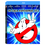 Os Caca Fantasmas 1 E 2 (Blu-Ray) - Bill Murray
