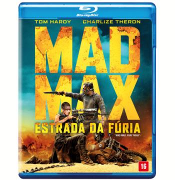 Mad Max - Estrada da Fúria (Blu-Ray)