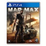 Mad Max BR + Filme Mad Max 2 (PS4) -