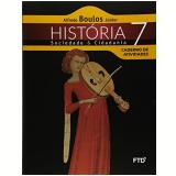 História, Sociedade E Cidadania - 7º - Caderno De Atividades - Alfredo Boulos Júnior