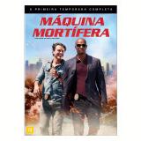 Máquina Mortífera - 1ª Temporada Completa (DVD) - Jordana Brewster, Damon Wayans