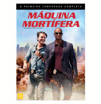Máquina Mortífera - 1ª Temporada Completa (DVD)