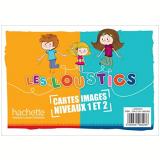 Les Loustics 1 Et 2  - 200 Cartes-Images En Couleurs - Marianne Capouet