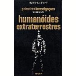 Primeiras Investiga��es sobre os Human�ides Extraterrestres