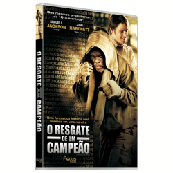 DVD - O Resgate de um Campeão - Samuel L. Jackson, Josh Hartnett, Peter Coyote - 7898922980295