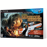 Cabela's Dangerous Hunts 2011 (Bundle) (PS3) -