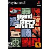 Grand Theft Auto III (PS2) -
