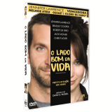 O Lado Bom Da Vida (DVD) - Robert De Niro, Bradley Cooper, Jennifer Lawrence