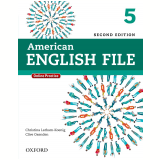 American English File 5 Student Book - Second Edition -