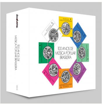 Box 100 Anos de Música Popular Brasileira (CD)