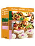 Caixa - Culinária de Todas Cores (3 Volumes) -