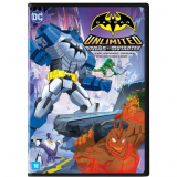 Batman Unlimited: Robôs Vs Mutantes (DVD) -