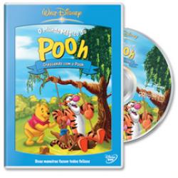 DVD - Mundo Mágico do Pooh Vol. 8 - Crescendo com o Pooh, O - 7899307904905