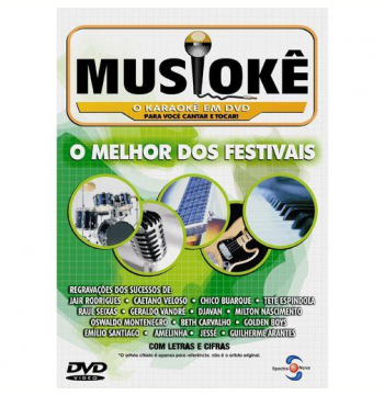 Musiokê - O Melhor dos Festivais (DVD)