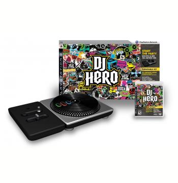 DJ Hero (Bundle) (PS3)
