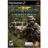 SOCOM 3: U.S. Navy SEALs (PS2) -