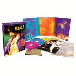 DVD - Raul - O Início, o Fim e o Meio + Trilha Sonora ( Edição de Colecionador ) - Caetano Veloso - 7890552109954