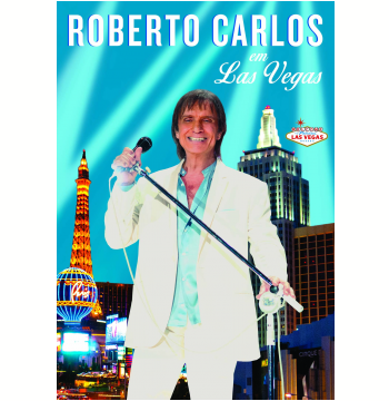 Roberto Carlos - Ao Vivo Em Las Vegas (DVD)