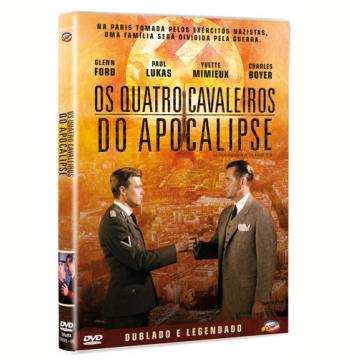 Os Quatro Cavaleiros Do Apocalipse (DVD)