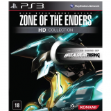 Zone Of The Enders Hd Collection (PS3) -
