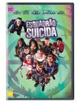 Esquadrão Suicida (DVD)
