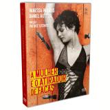 A Mulher E O Atirador de Facas (DVD) - Daniel Auteuil