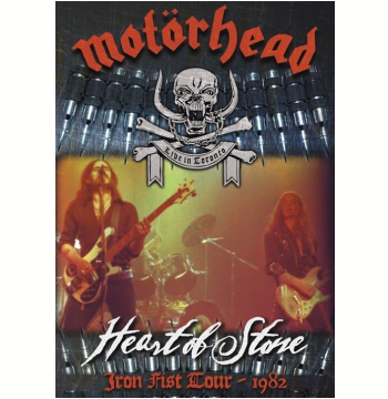 Motorhead - Heart Of Stone - Iron Fist Tour 1982 (DVD)