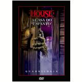 House - A Casa do Espanto - Quadrilogia (DVD) - Lance Henriksen, Brion James, William Katt