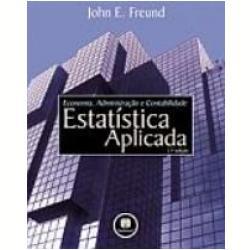 Estatística Aplicada, Economia, Administração e Contabilidade 11ª Edição - Livros