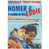 Homer e Eddie - O Sentido da Vida  (DVD) - John Waters, Whoopi Goldberg, James Belushi