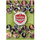 Samba Social Clube Ao Vivo - Volume 4 (DVD) - Vários (veja lista completa)