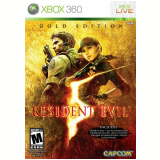 Resident Evil 5: Gold Edition (X360) -