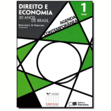 S�rie Gvlaw - Agenda Contempor�nea - Direito E Economia - 30 Anos De Brasil - Tomo 1 - Maria L�cia L. M. P�dua Lima