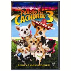 DVD - Perdido Pra Cachorro 3 - Emily Osment - 7899307917950