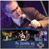 Padre Zezinho, Scj 45 Anos De Canção - Ao Vivo (CD) - Padre Zezinho