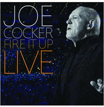 Joe Cocker - Fire It Up - Live (CD)