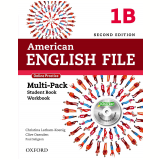 American English File 1B Multi-Pack With Online Practice And Ichecker - Second Edition -