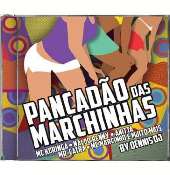 Pancadão das Marchinhas (CD)
