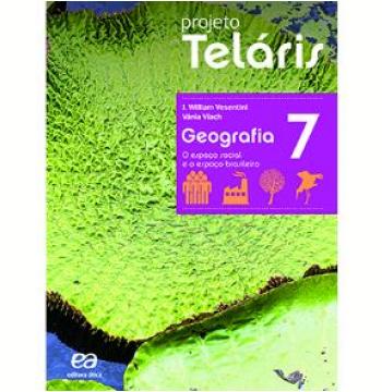 Projeto Telaris Geografia 7º Ano - Ensino Fundamental II