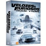 Coleção Velozes e Furiosos 1-8 (DVD) - Vários (veja lista completa)