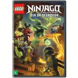 Lego Ninjago Mestres do Spinjitzu (DVD) - Kathleen Barr, Ian James Corlett