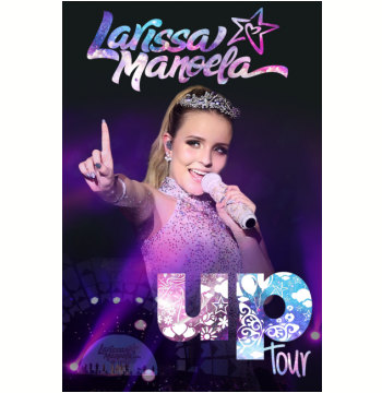 Larissa Manoela - Up Tour (DVD)